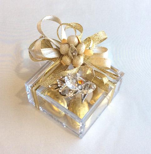 Bomboniere fai da te nozze d oro el51 regardsdefemmes for Regali per un 25esimo di matrimonio